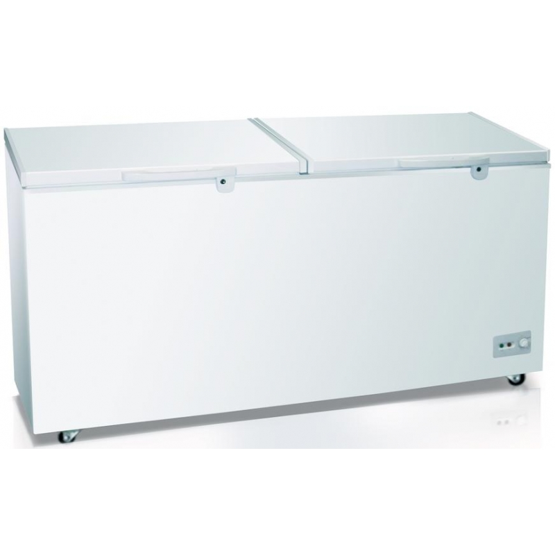 NASCO CHEST FREEZER 620 Ltr WIDE ARC SHAPED