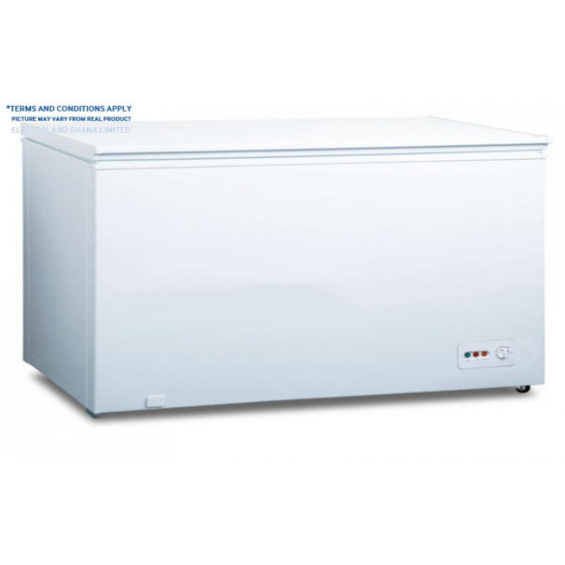 NASCO CHEST FREEZERS 320 Ltr WIDE ARC SHAPED