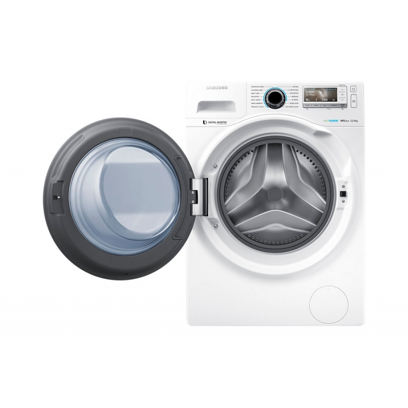 SAMSUNG FRONT LOADING 12 kg ECO BUBBLE